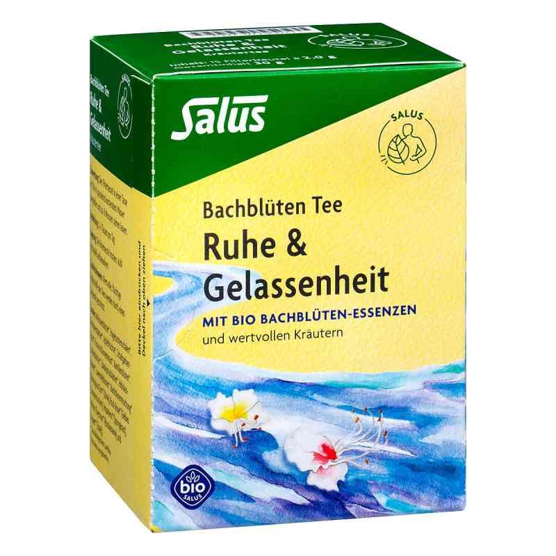 Bachblüten Tee Ruhe & Gelassenheit bio Salus  bei apo-discounter.de bestellen