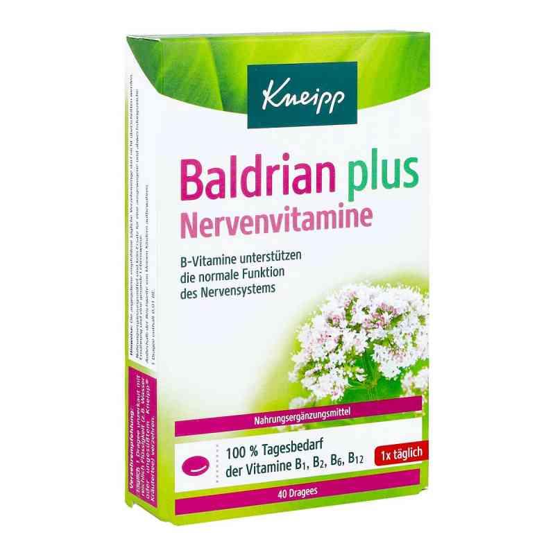 Kneipp Baldrian plus Nervenvitamine Dragees  bei apo-discounter.de bestellen