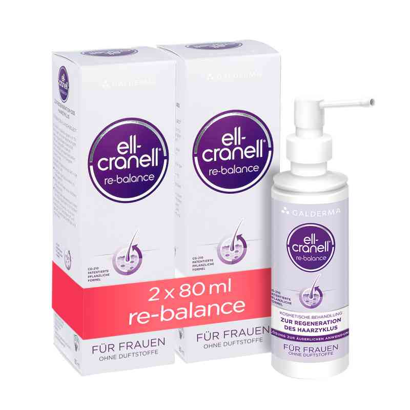 Ell-cranell re-balance für Frauen Lösung 12-Wochen-Kur  bei apo-discounter.de bestellen