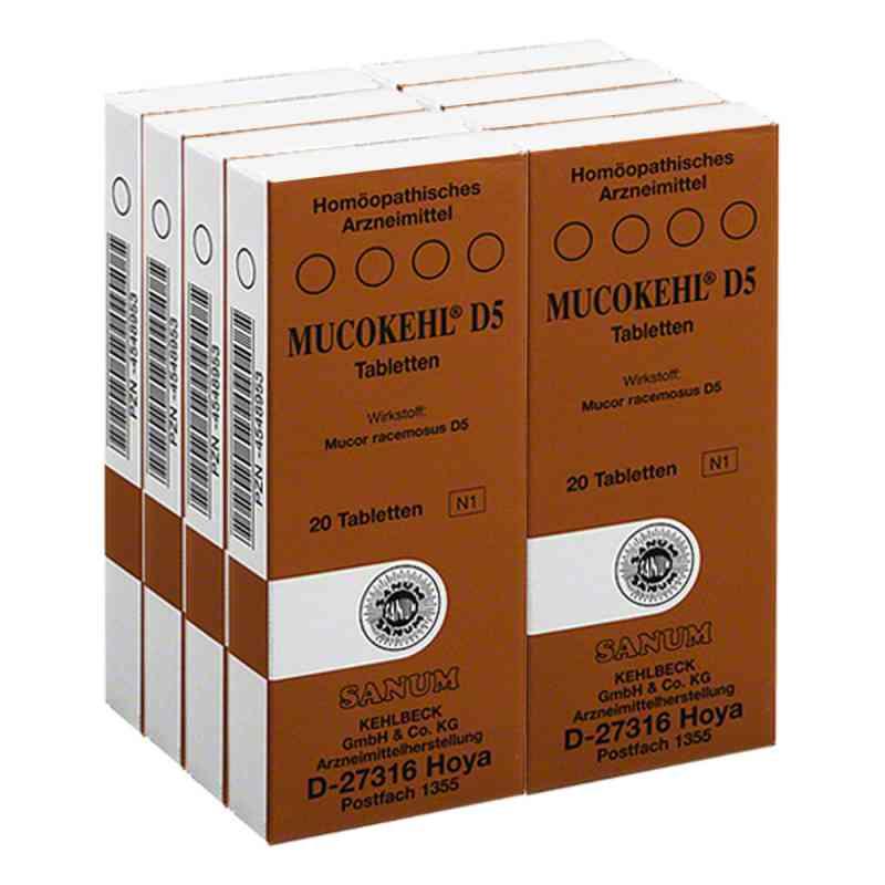 Mucokehl Tabletten D5  bei apo-discounter.de bestellen