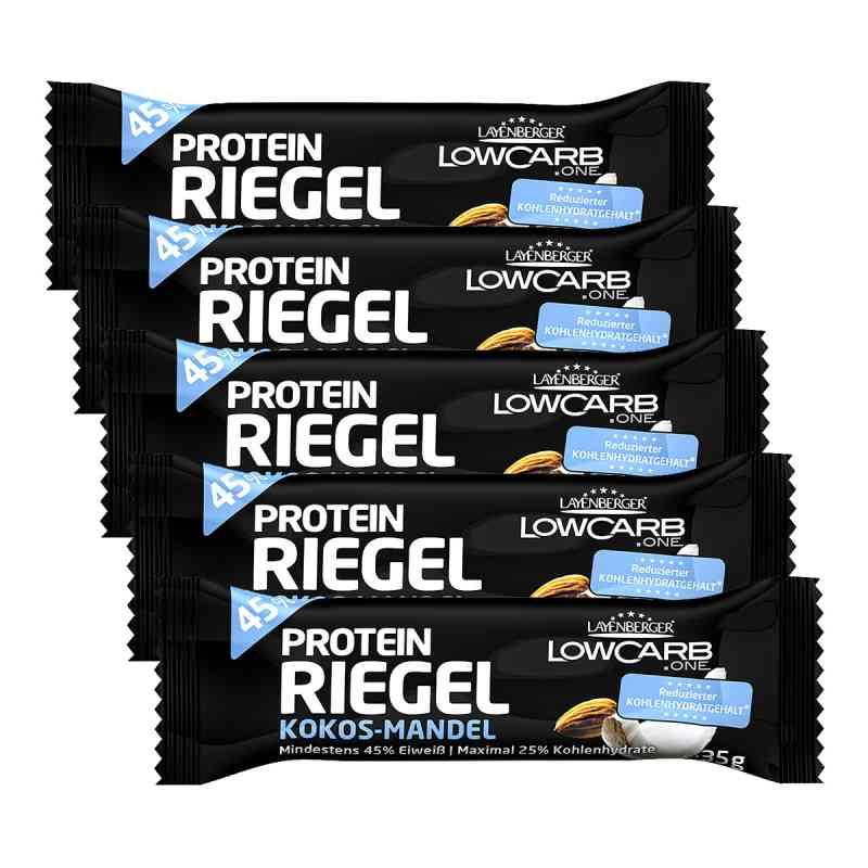 Layenberger Lowcarb.one Protein-riegel Kokos-mand.  bei apo-discounter.de bestellen