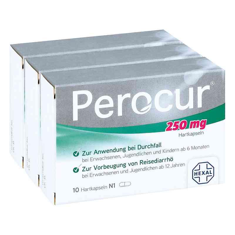 Perocur 250 mg Hartkapseln 3 für 2  bei apo-discounter.de bestellen
