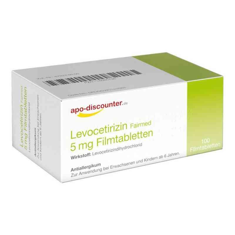 Levocetirizin 5 mg Filmtabletten von apo-discounter - bei Allerg  bei apo-discounter.de bestellen