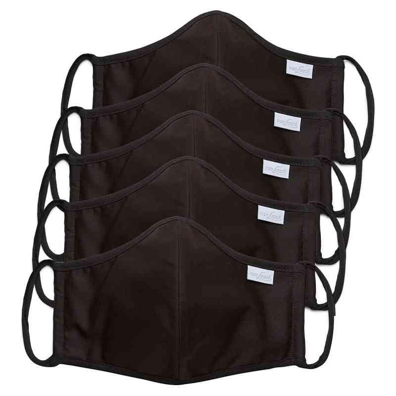 van Laack Mund-Nase-Masken (schwarz)  bei apo-discounter.de bestellen