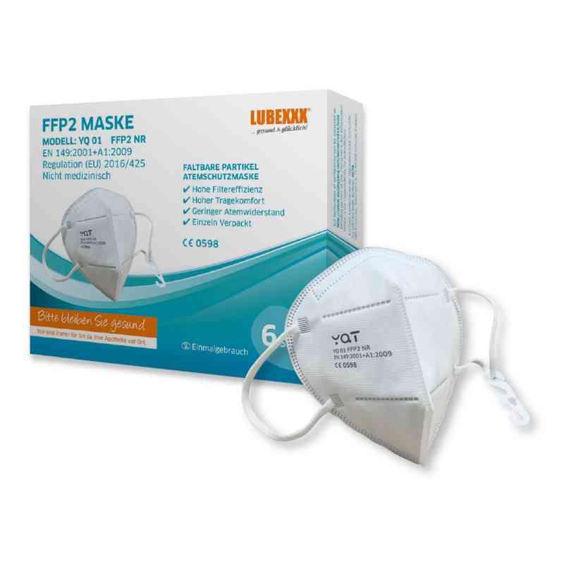 FFP2 Masken LUBEXXX  bei apo-discounter.de bestellen