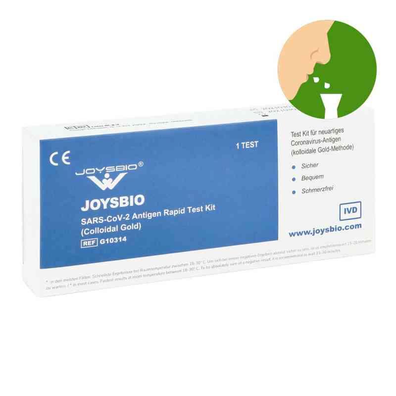 JOYSBIO Spucktest SARS-CoV-2 Antigen Rapid  bei apo-discounter.de bestellen