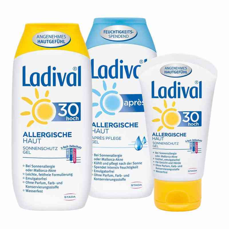 Ladival Paket allergische Haut  bei apo-discounter.de bestellen
