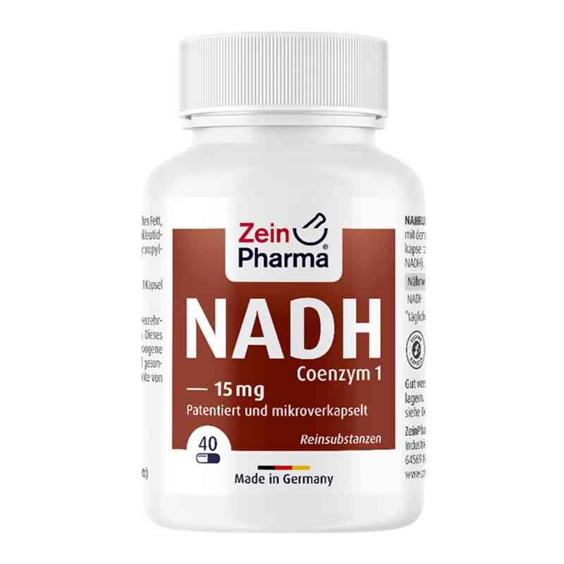 Nadh micro effect Kapseln 15 mg  bei apo-discounter.de bestellen