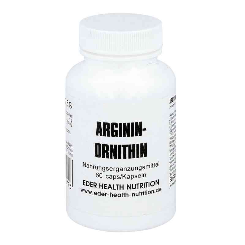 Arginin/ornithin Kapseln  bei apo-discounter.de bestellen