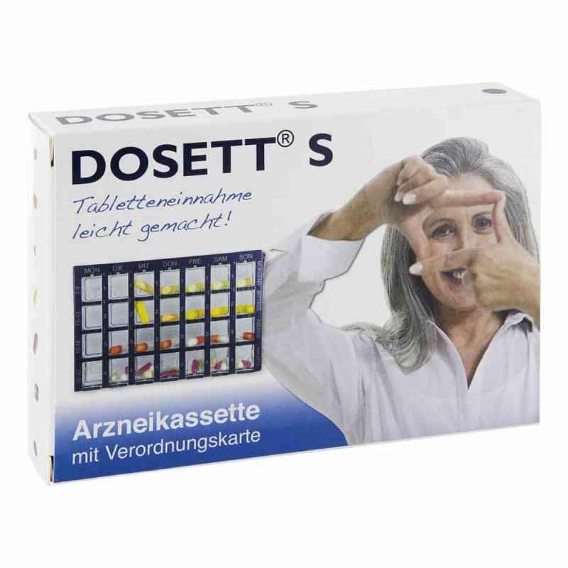 Dosett S Arzneikassette blau 11782  bei apo-discounter.de bestellen