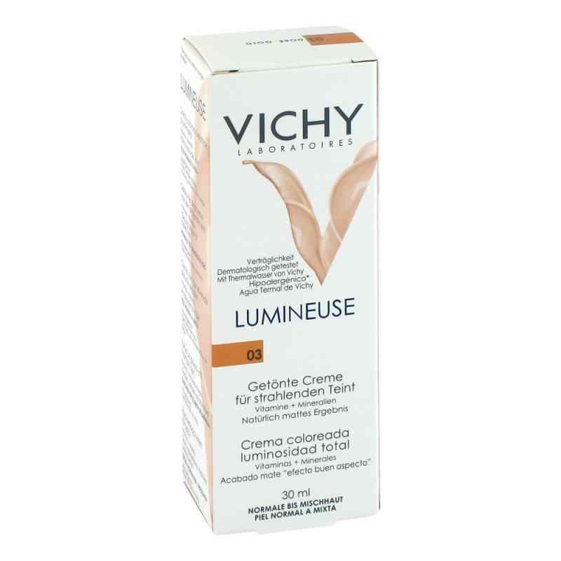 Vichy Lumineuse Mate doree normale/Mischhaut Creme  bei apo-discounter.de bestellen