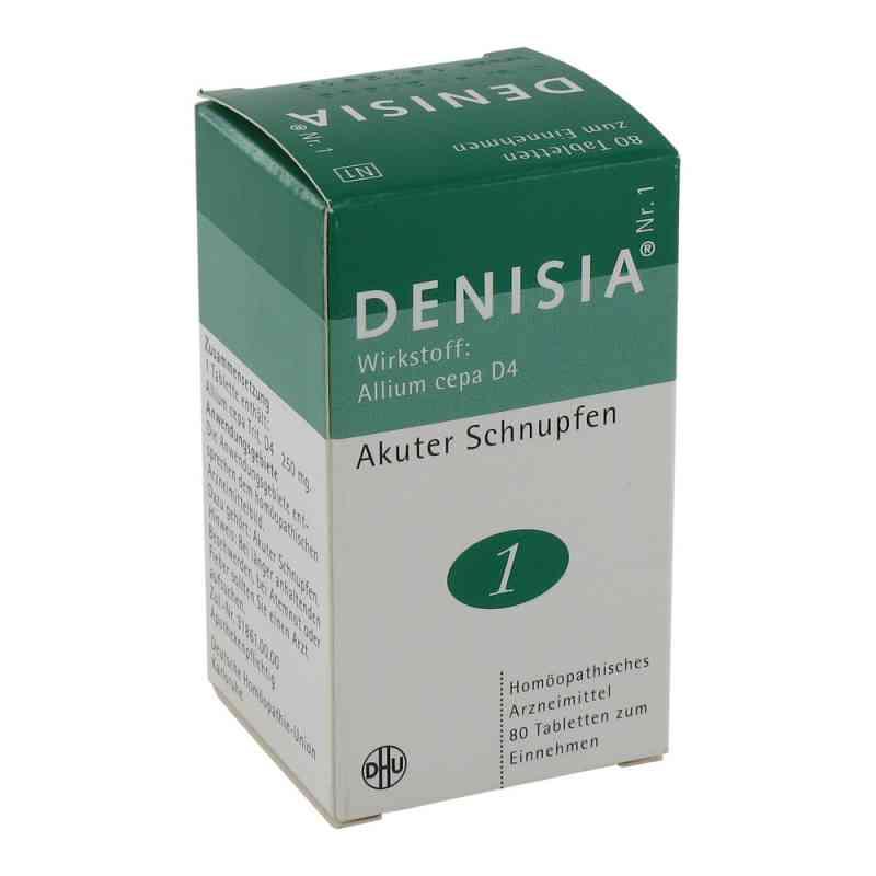 Denisia 1 Schnupfen Tabletten  bei apo-discounter.de bestellen