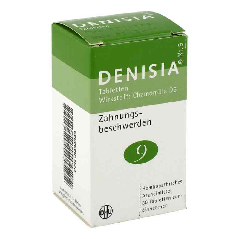Denisia 9 Zahnungsbeschwerden Tabletten  bei apo-discounter.de bestellen