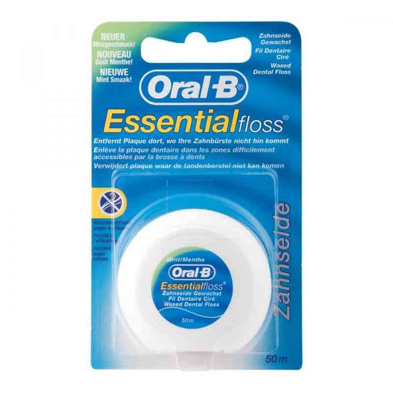 Oral B Zahnseide gewachst mint bei apo-discounter.de bestellen