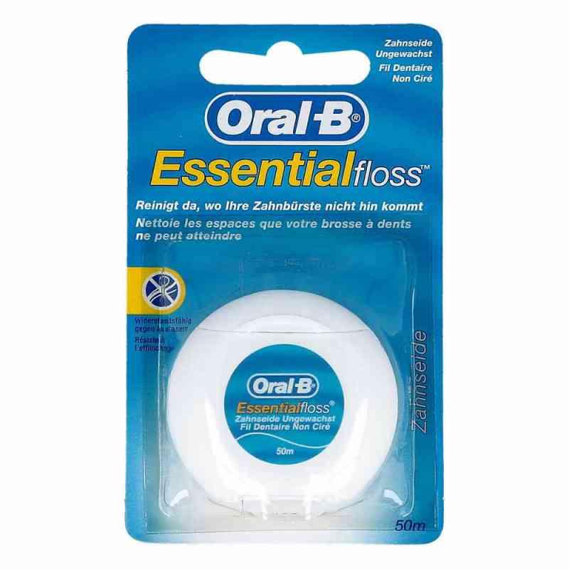 Oral B Zahnseide Essential Floss ungewachst bei apo-discounter.de bestellen