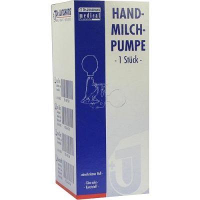 Milchpumpe Hand Standmodell Glas  bei apo-discounter.de bestellen