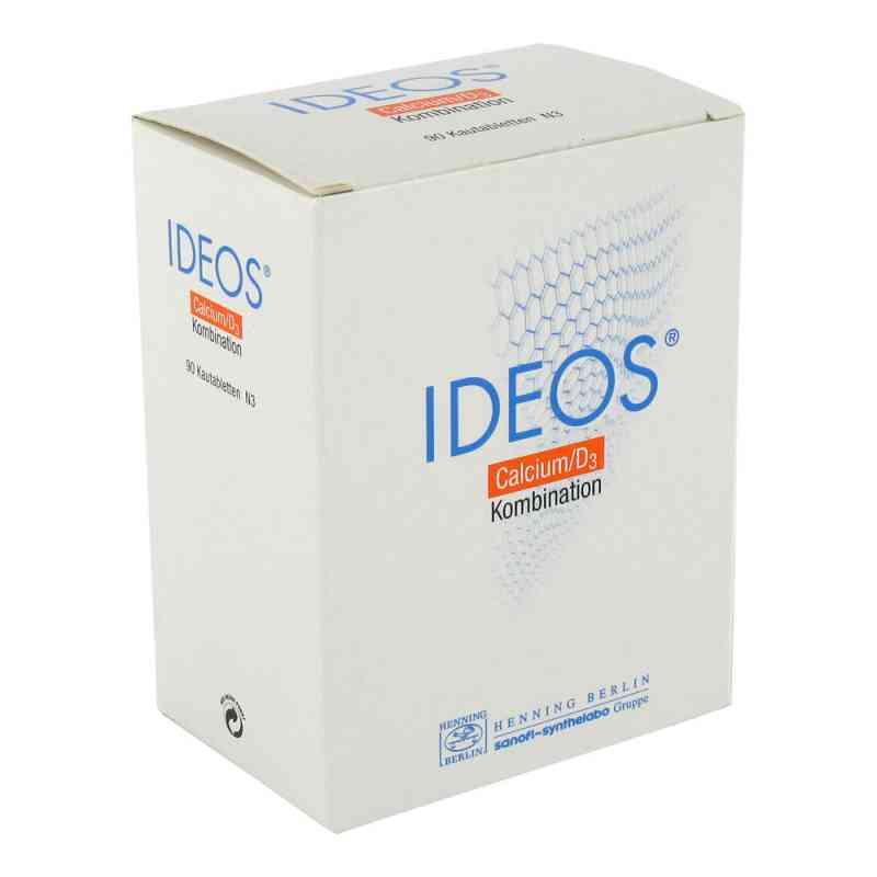 Ideos 500mg/400 internationale Einheiten  bei apo-discounter.de bestellen