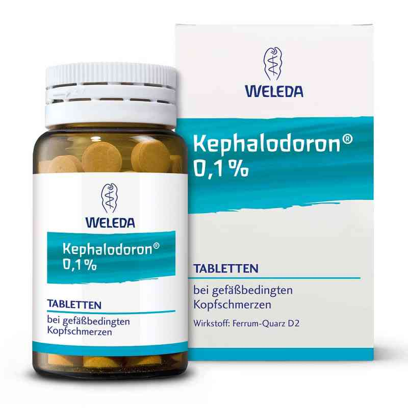 Kephalodoron 0,1% Tabletten  bei apo-discounter.de bestellen