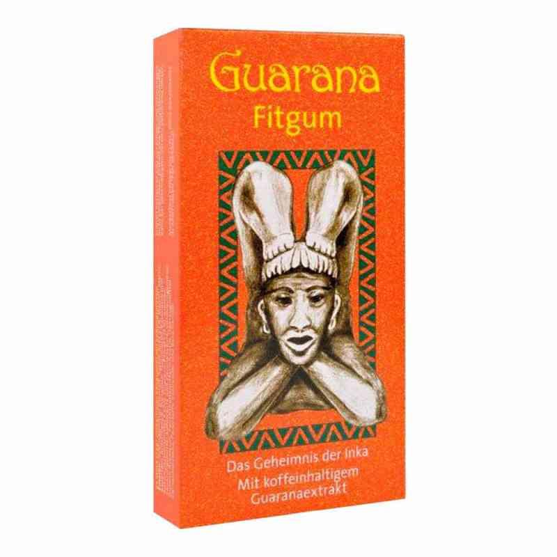 Guarana Fitgum Blisterpack.kaudragees  bei apo-discounter.de bestellen