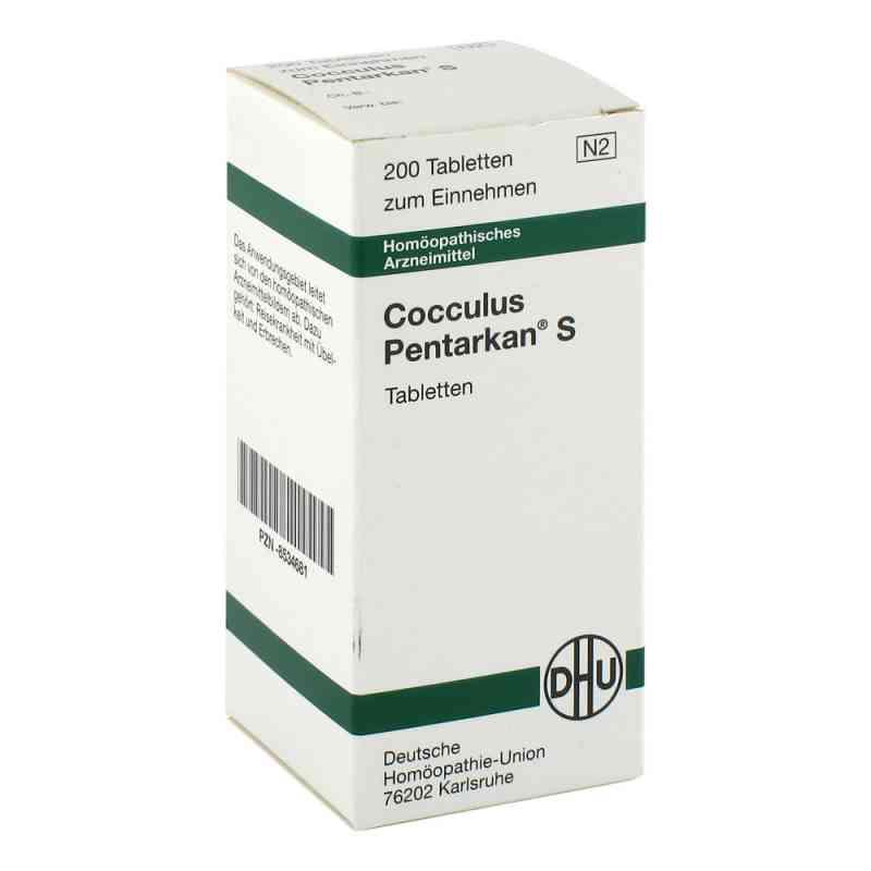 Cocculus Pentarkan S Tabletten  bei apo-discounter.de bestellen