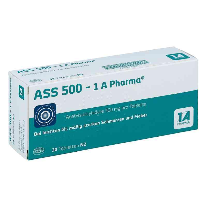 ASS 500-1A Pharma  bei apo-discounter.de bestellen