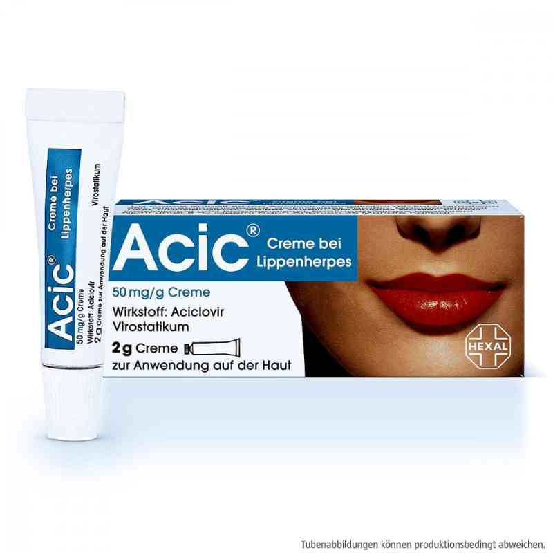 Acic bei Lippenherpes  bei apo-discounter.de bestellen