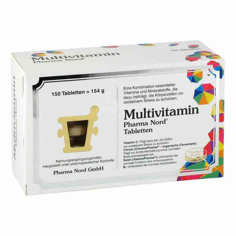 Multivitamin Pharma Nord Tabletten  bei apo-discounter.de bestellen