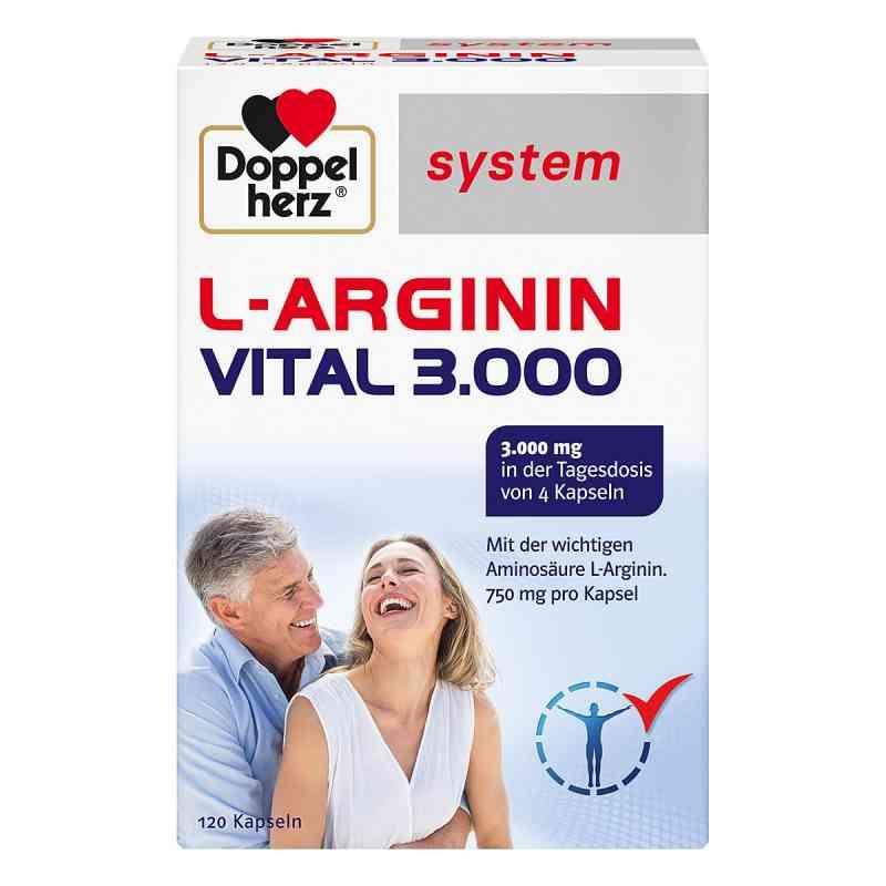 Doppelherz L-arginin Vital 3000 system Kapseln  bei apo-discounter.de bestellen