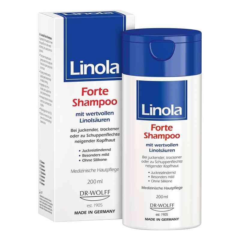 Linola Forte Shampoo  bei apo-discounter.de bestellen