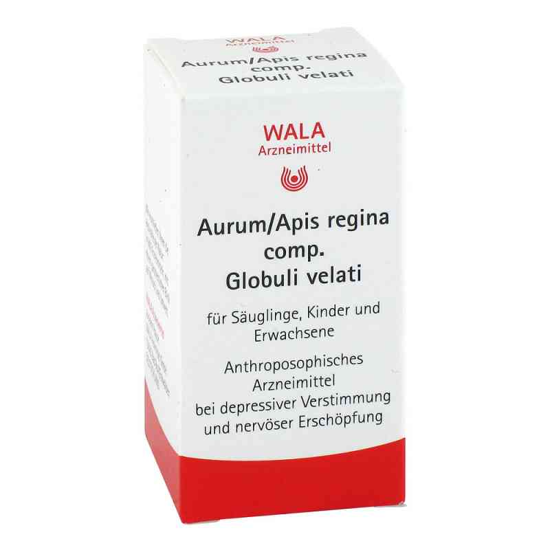 Aurum/apis Regina compositus  Globuli  bei apo-discounter.de bestellen