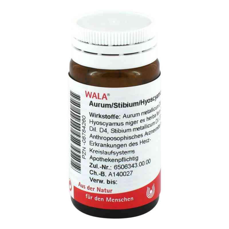 Aurum/ Stibium/ Hyoscyamus Globuli  bei apo-discounter.de bestellen