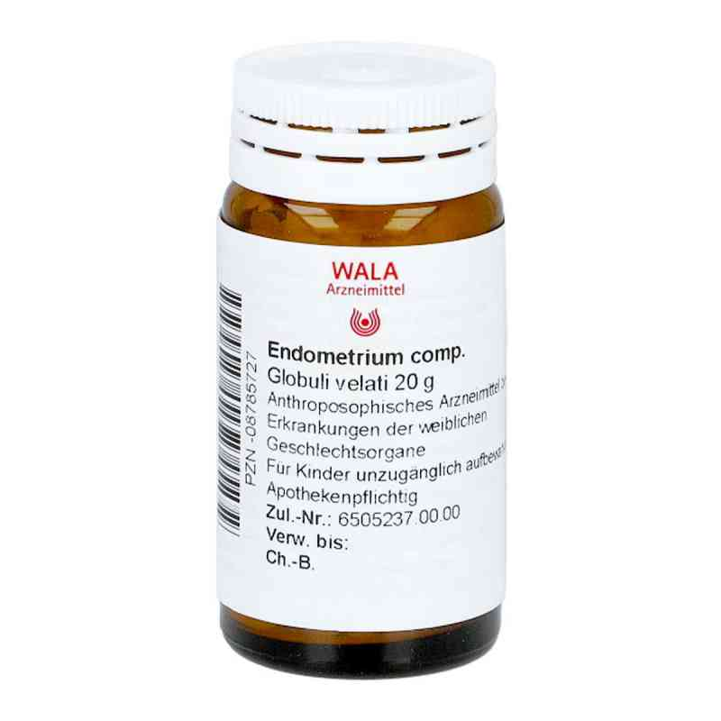Endometrium Comp. Globuli  bei apo-discounter.de bestellen