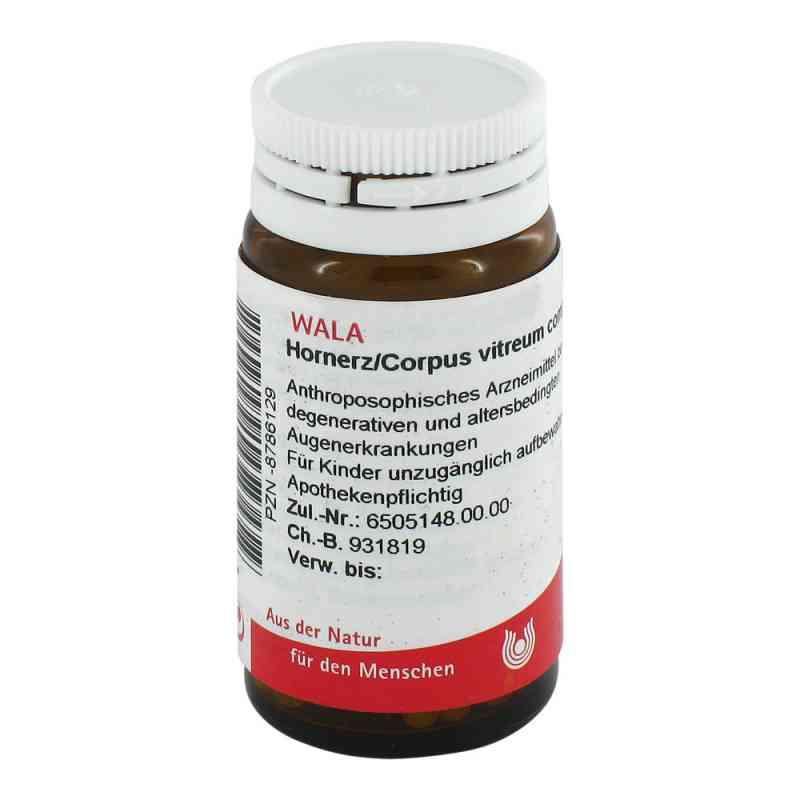 Hornerz/ Corpus Vitreum Comp. Globuli  bei apo-discounter.de bestellen
