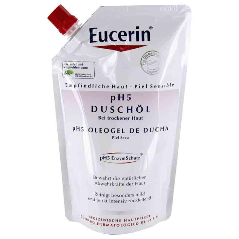 Eucerin pH5 Creme Duschöl Nachfüllpackung b.  bei apo-discounter.de bestellen