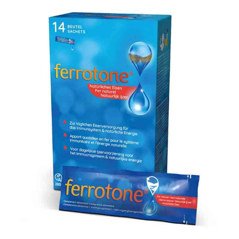 Ferrotone - der flüssige Eisen-Lieferant  bei apo-discounter.de bestellen