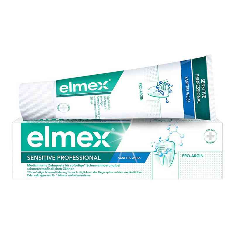 Elmex Sensitive Professional plus Sanftzahnweiss bei apo-discounter.de bestellen