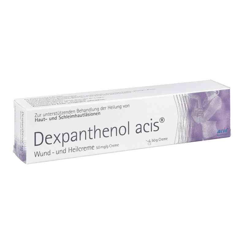 Dexpanthenol acis Wund- und Heilcreme 50mg/g  bei apo-discounter.de bestellen