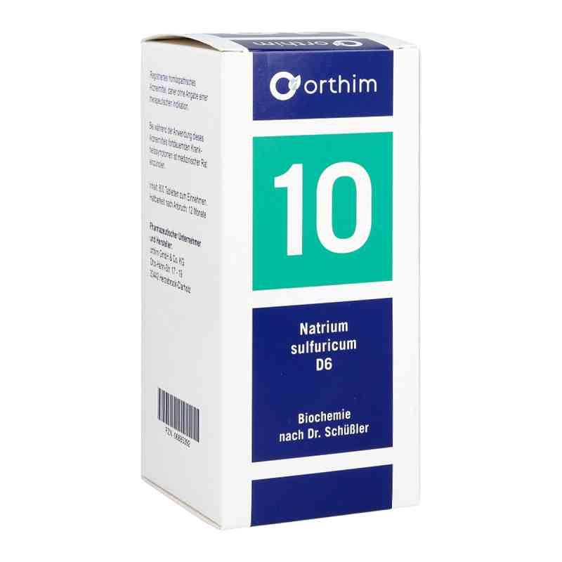Biochemie Orthim 10 Natrium sulfuricum D 6 Tabletten   bei apo-discounter.de bestellen