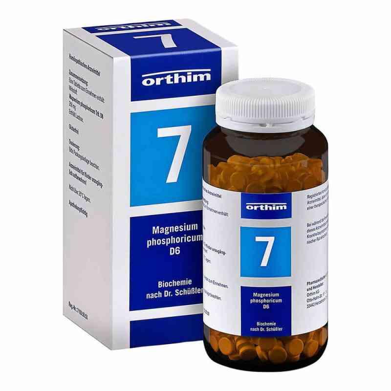 Biochemie Orthim 7 Magnesium phosphoric.D 6 Tabletten   bei apo-discounter.de bestellen