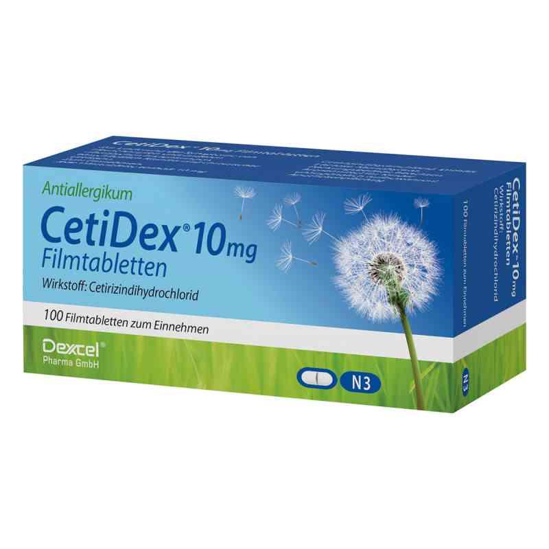 CetiDex 10mg  bei apo-discounter.de bestellen