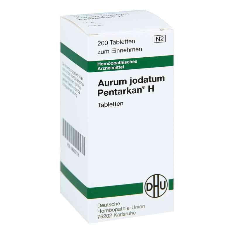 Aurum Jodatum Pentarkan H Tabletten  bei apo-discounter.de bestellen
