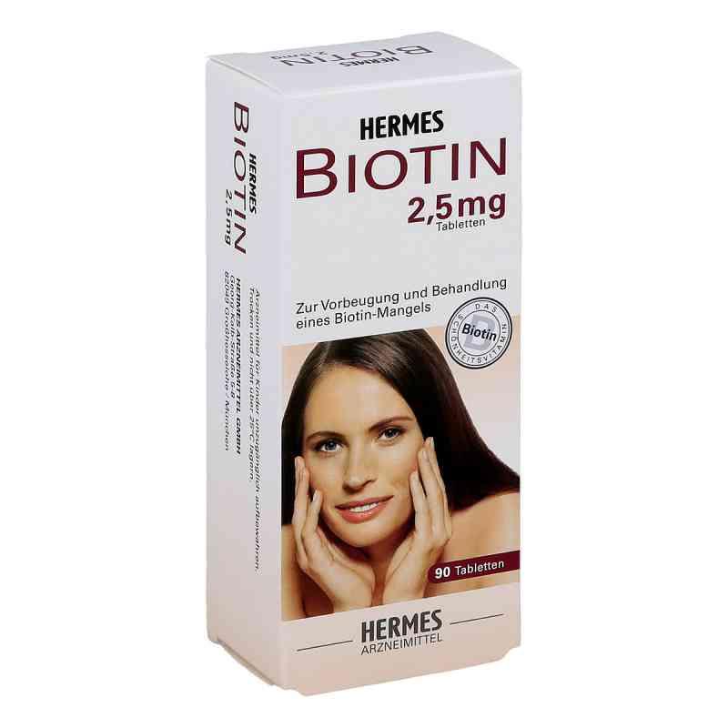 Biotin Hermes 2,5 mg Tabletten  bei apo-discounter.de bestellen