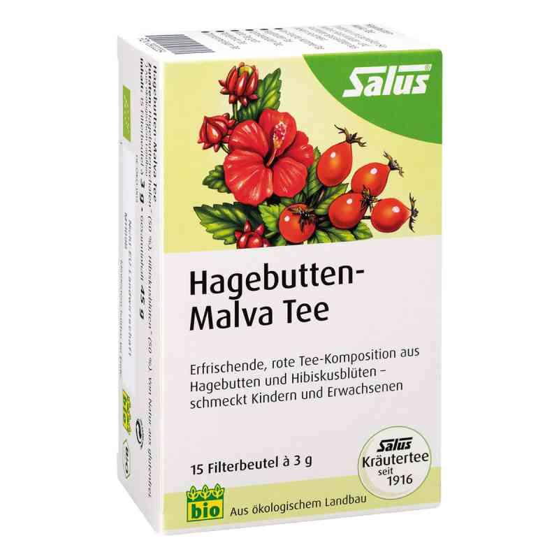 Hagebutten Malva Tee Früchtetee bio Salus Filter.  bei apo-discounter.de bestellen