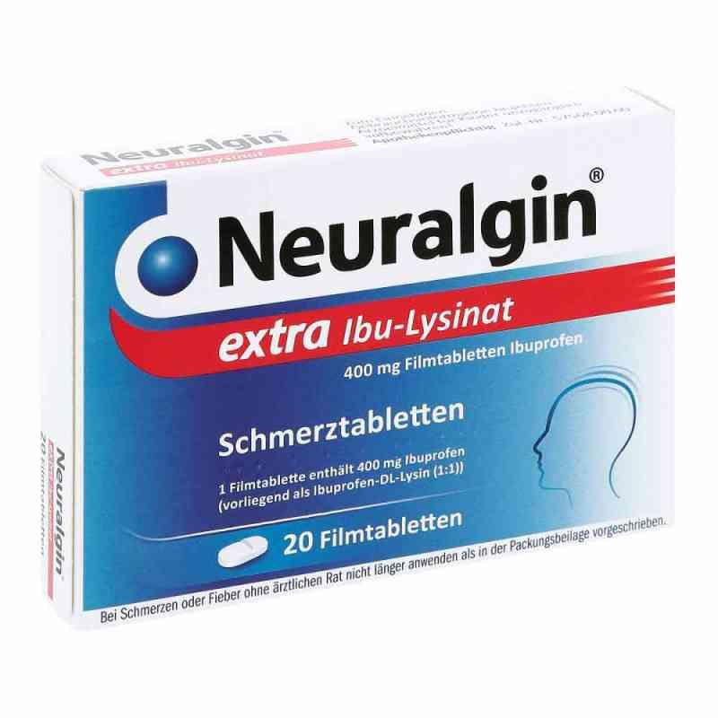 Neuralgin extra Ibu-Lysinat  bei apo-discounter.de bestellen
