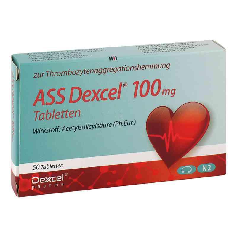 Ass Dexcel 100 mg Tabletten  bei apo-discounter.de bestellen