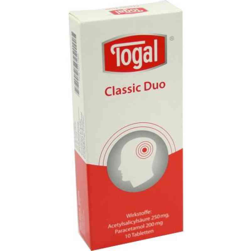Togal Classic Duo  bei apo-discounter.de bestellen