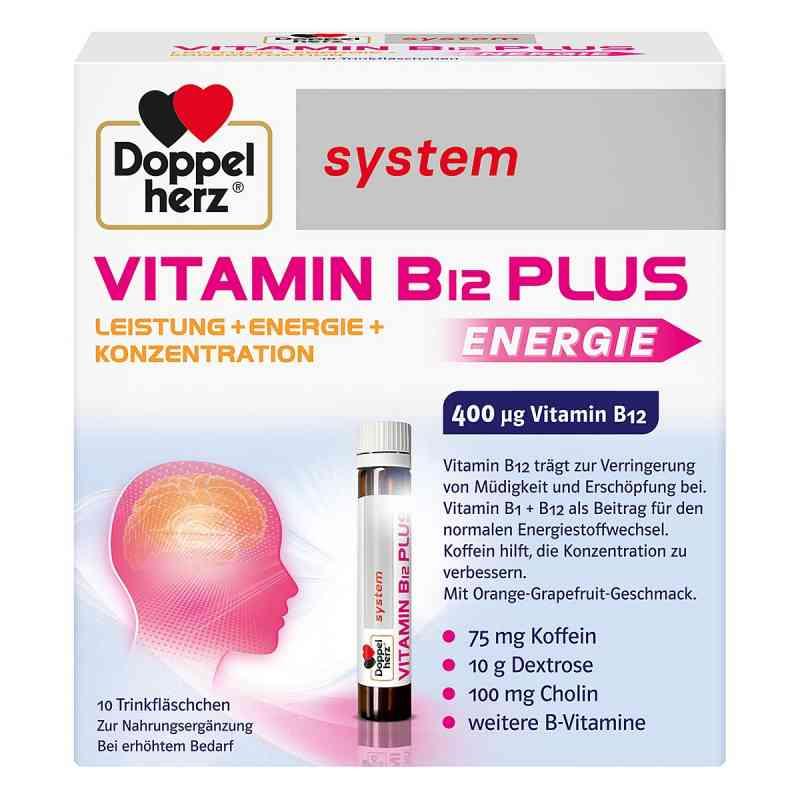 Doppelherz Vitamin B12 Plus system Trinkampullen  bei apo-discounter.de bestellen