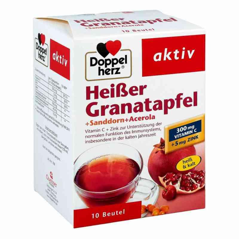 Doppelherz Heisser Granatapfel+sanddorn+acerola  bei apo-discounter.de bestellen
