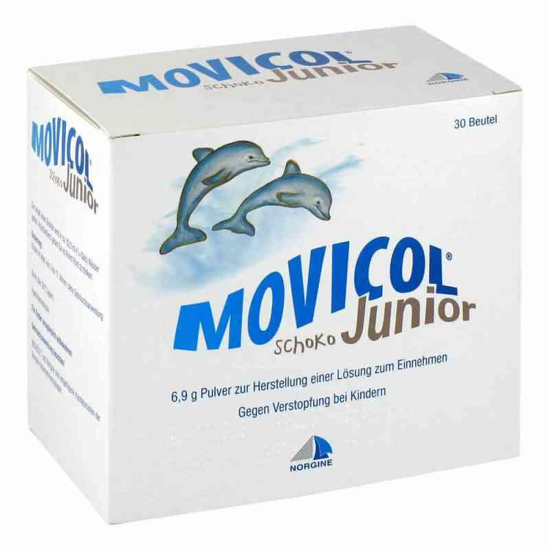 Movicol Junior Schoko Pulver zur, zum Herst.e.Lsg.z.Ein.  bei apo-discounter.de bestellen