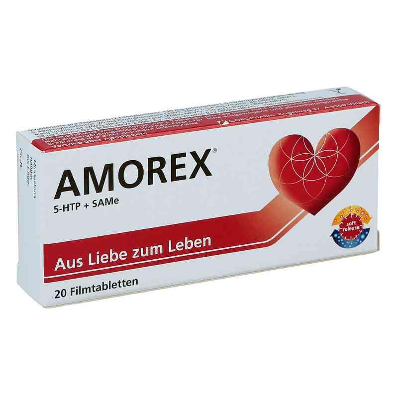 Amorex Tabletten  bei Liebeskummer und  Trennung  bei apo-discounter.de bestellen